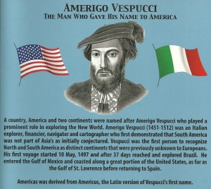 Amerigo Vespucci, The Man who gave his Name to America