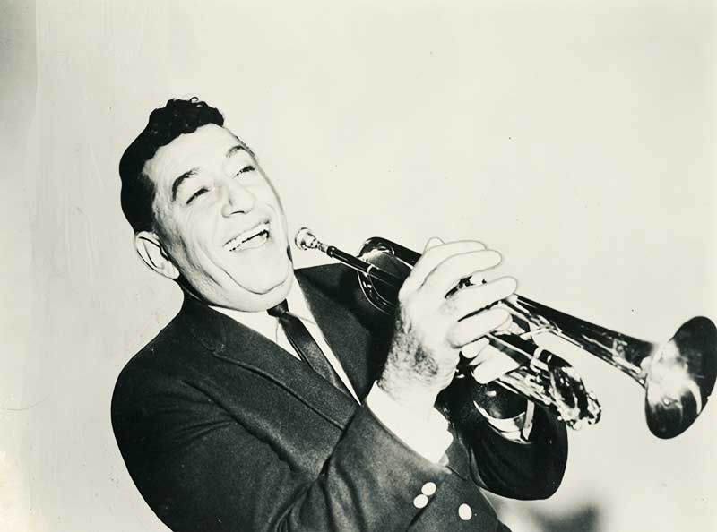 Louis Prima Exhibit - New Orleans Jazz Museum