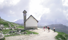Church of Madonna della Misericordia - Dolomiti