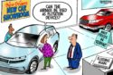 Walt Handelsman's cartoon